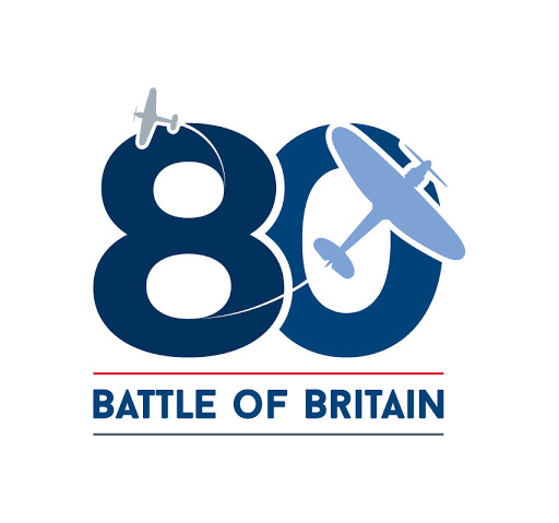Battle of britain 80 logo