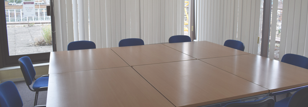 Gayton library meeting room