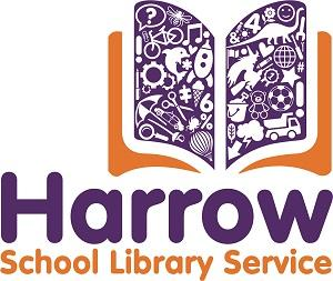 Harrow school library service logo