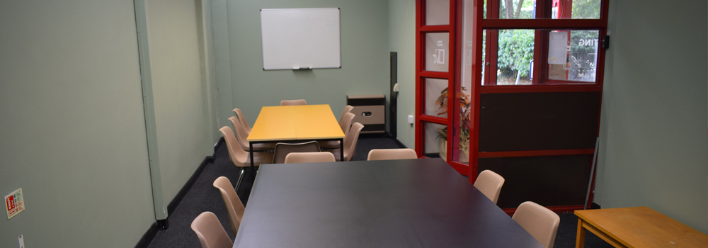 Stanmore library meeting room