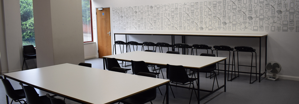 Stanmore library studio meeting room