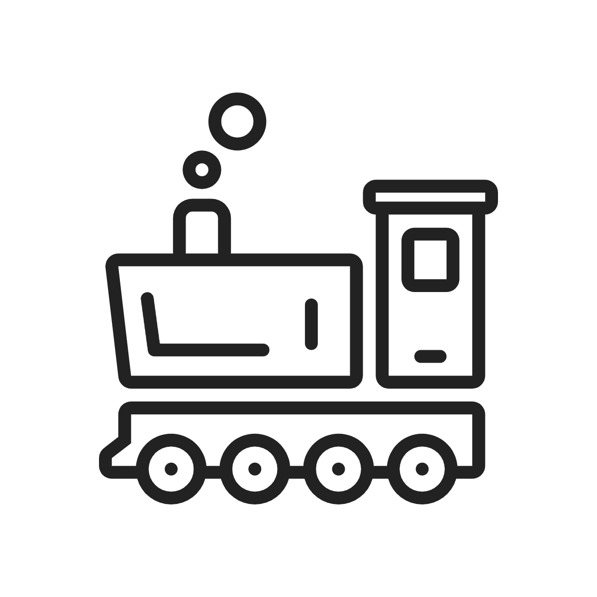 Steamtrain icon