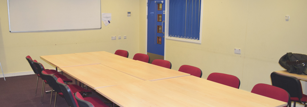 Wealdstone library meeting room