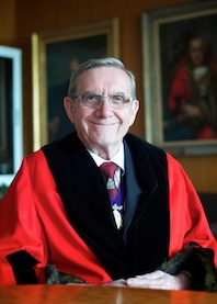 Honorary Alderman Keith Toms Dip Ed.,M.Phil