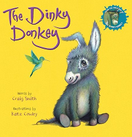 Book jacket image of 'The Dinky Donkey'