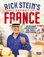 Book jacket image of 'Rick Stein's France'