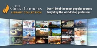Icon image of 'The Great Courses'