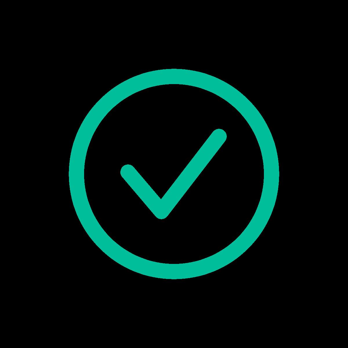 Tick icon3