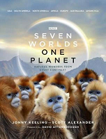 Book jacket image of 'Seven Worlds One Planet'